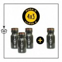 PACK 4 POPPERS SLAVE 10ML