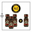 PACK 4 POPPERS BEARS OWN 25ML