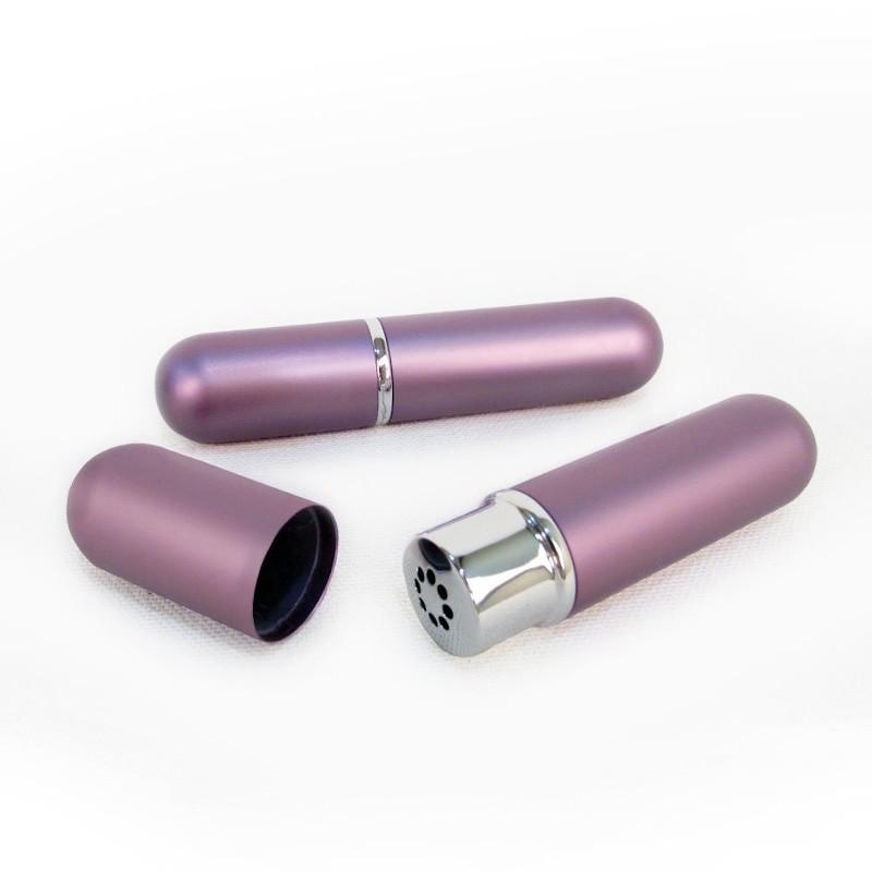 Inhalador para Popper de Aluminio - Púrpura