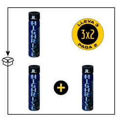 .PACK 3 POPPERS HIGHRISE 30ML