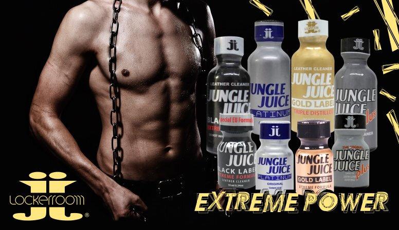Jungle Juice : Lockerroom Poppers